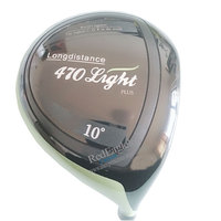 Cooyute New Golf head Big Bang Highest COR 470 Golf Drivers head 10.loft Clubs heads No Drivers shaft Free shipping
