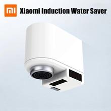 شاومي التلقائي تحسس الأشعة تحت الحمراء التعريفي توفير المياه جهاز ذكي التعريفي توفير الطاقة فوهة الحنفية للمطبخ