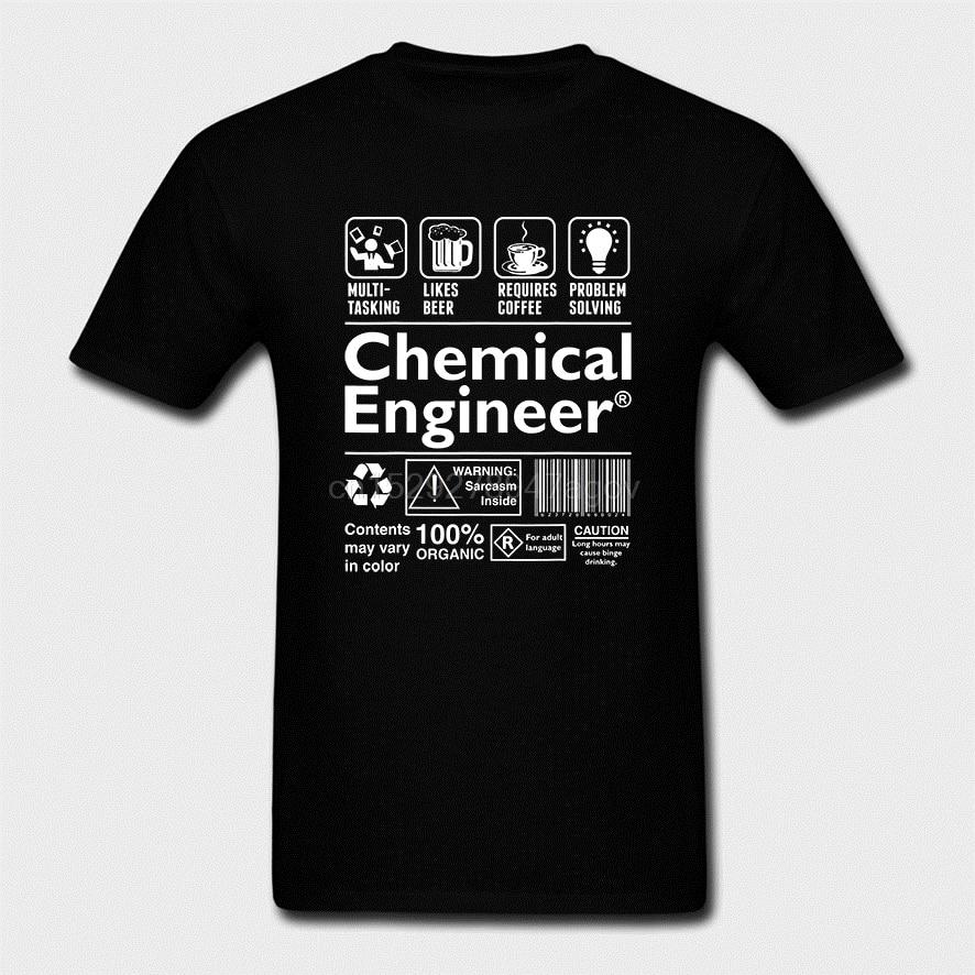 Beer Coffee Problem Solving Chemical Engineer Tshirt      T-Shirt