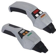 Stern Die Erste Klasse Voyager DS9 Trek Bumerang Hand Phaser Die Nächste Generation Cobra Kopf Pistolen Cosplay Waffen Spielzeug Pistole