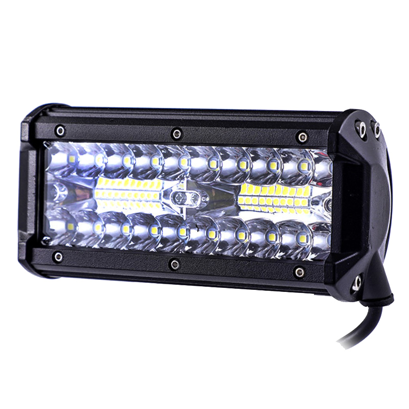 7inch 120W LED Work Light Bar Combo Beam Car Driving Lights For Off Road Truck 4WD 4x4 UAZ Motorcycle Lamp 12V 24V Auto Fog Lamp