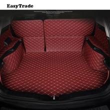цена на Car Styling Trunk Mats Liner Carpet Guard Protector For Volkswagen VW Tiguan MK2 Accessories 2017 2018 2019 Car Accessories