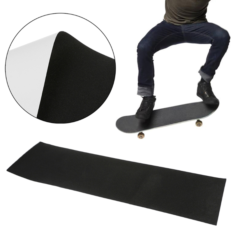 83*23cm Professional Skateboard Deck Sandpaper Grip Tape Skating Board Longboard Sandpaper Griptape Skating Board Sticker