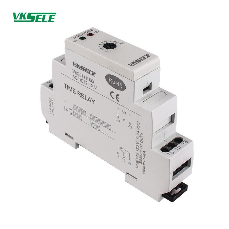 Регулируемая стандартная розетка VKS5111 5A AC/DC 12V 24V 240V