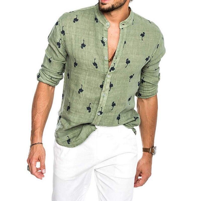 Ανδρικό μοντέρνο πουκάμισο msow