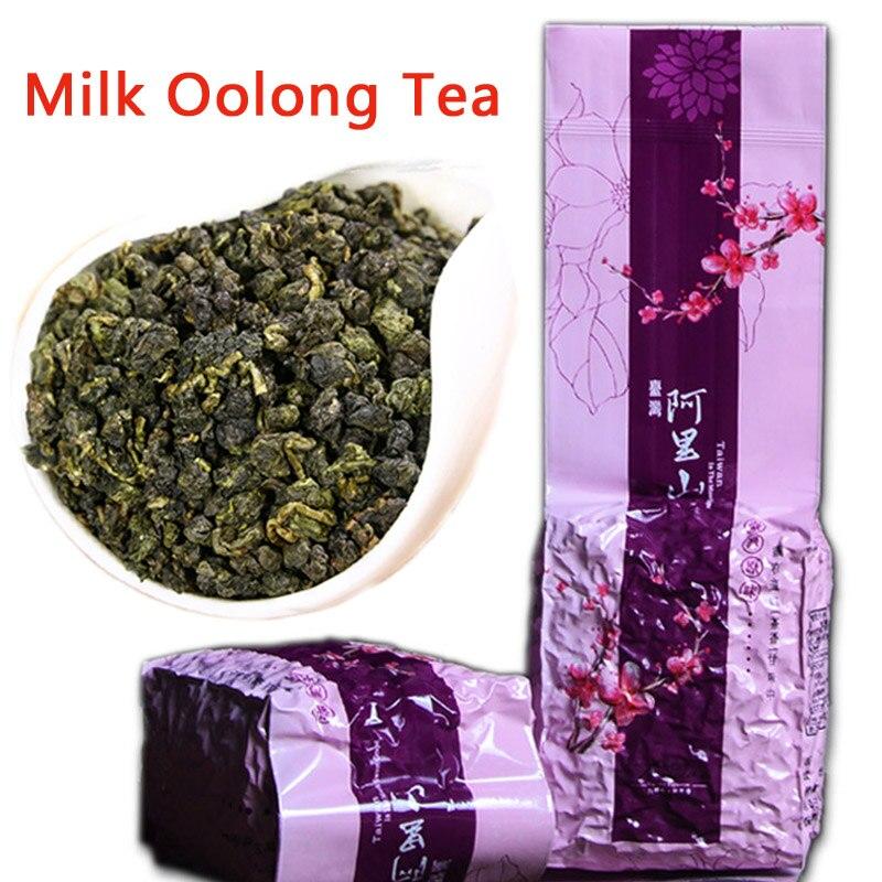 Oolong Tea Taiwan Milk Oolong Tea Alishan Tea Bag 150 G 300 G Organic Green Tea