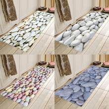 Pebble series flannel printing home Anti-Slip absorbent entry mat, bathroom mat, door mat, bedside mat pebble series flannel printing home anti slip absorbent entry mat bathroom mat door mat bedside mat