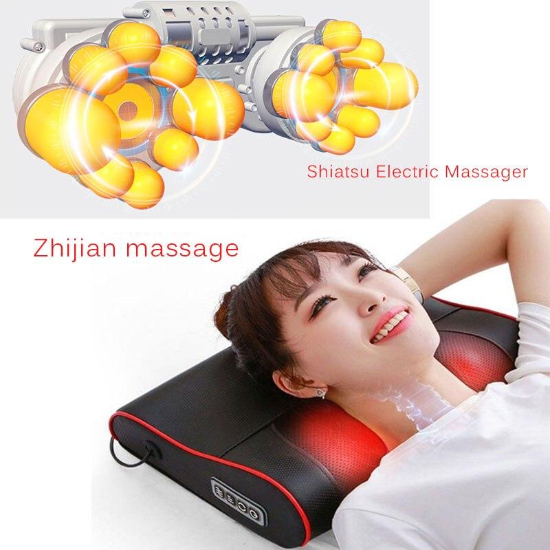 Back Massager Electric Pillow