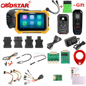 OBDSTAR Programming Smart-Key Dp-Plus X300DP P001 Toyota Tablet with for Package Support-Ecu