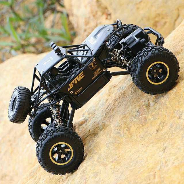 1:16 4WD RC Car Update Version 2.4GHz Dirt Bike Remote Control Car Toys High Speed Truck Off-Road Truck Children's Toys Gifts#g4 3