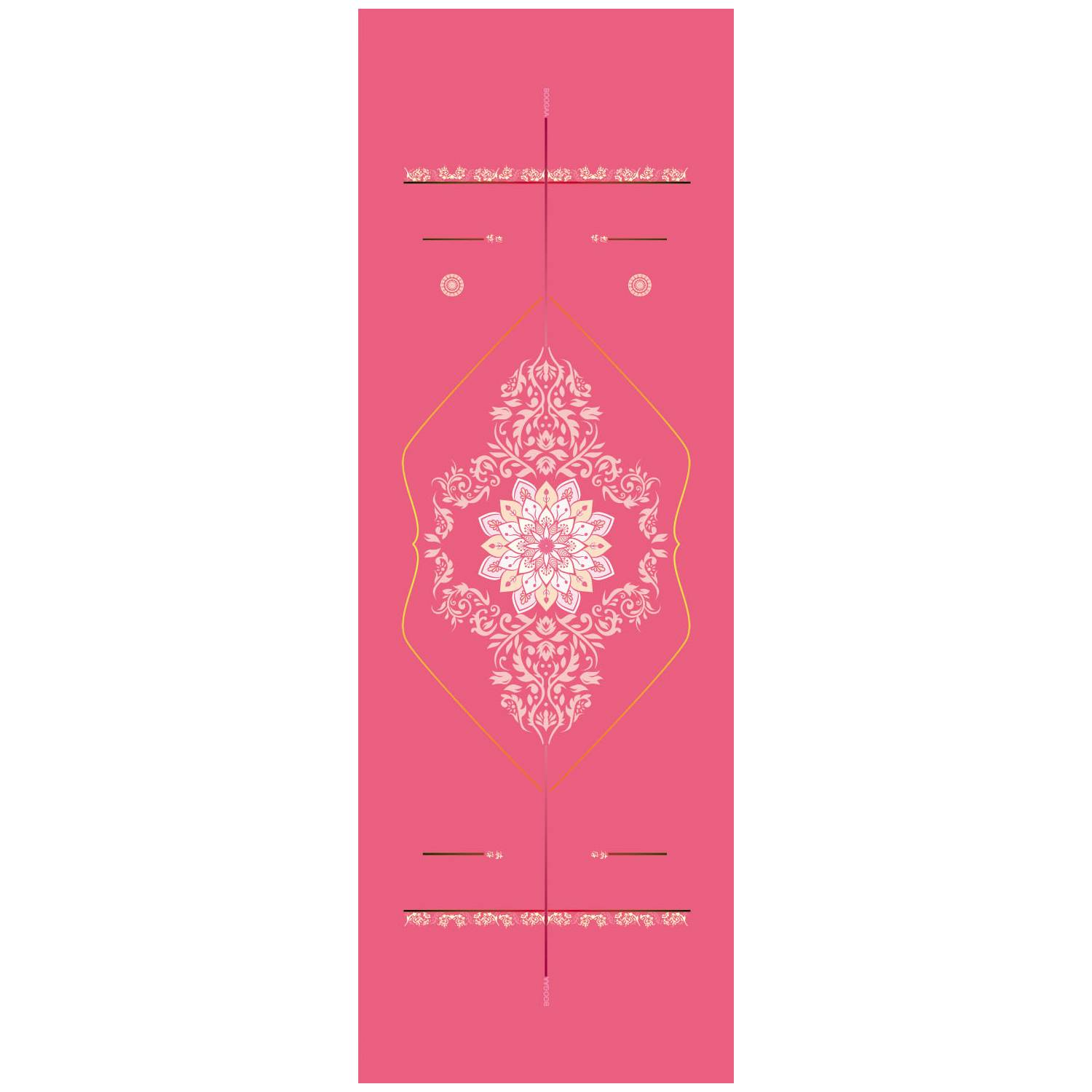 183x63cm Portable Microfiber Yoga Towel Slimming Sports Exercise Yoga Mat Towel Pilates Towel Mat Anti Skid Gym Fitness Blanket