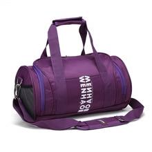2020 Brand High Quality Nylon Waterproof Sport Bag Men Women