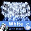 White-With Hook
