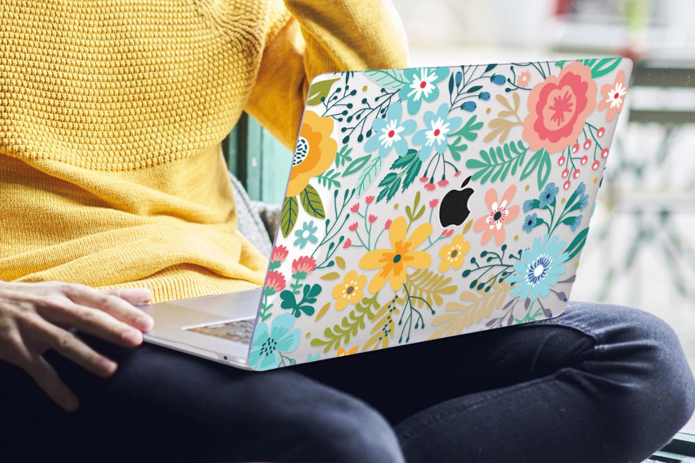 Floral Case for MacBook 160