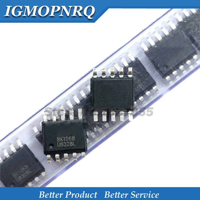 10pcs  Bk1068 1068 SOP BK10 FM Broadcast Receiver IC Chip New