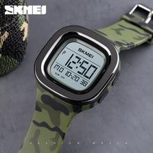 Zegarki sportowe męskie zegarki moda zegarek na co dzień LED cyfrowy elektroniczny wodoodporny Chrono mężczyzna zegarek wojskowy Relogio Masculino