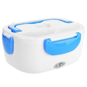 110 V/220 V Riscaldamento Elettrico Scatola di Pranzo il Cibo-Grade Contenitore di Alimento Scatola di Cibo Più Caldo per I Bambini A Casa set per apparecchiare