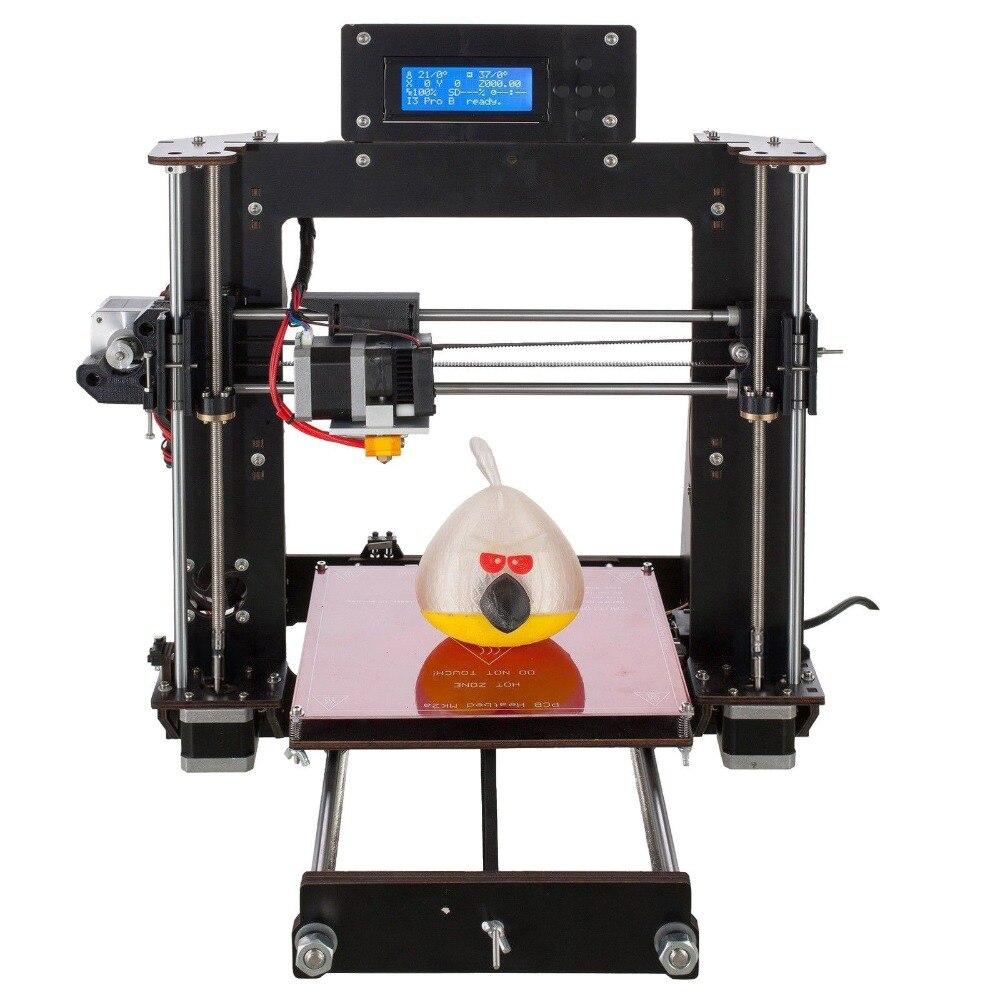 3D Printer Reprap Prusa i3 DIY MK8 LCD Power Failure Resume Printing Printer 3d Drucker Impressora Imprimante UK USA Stock 1