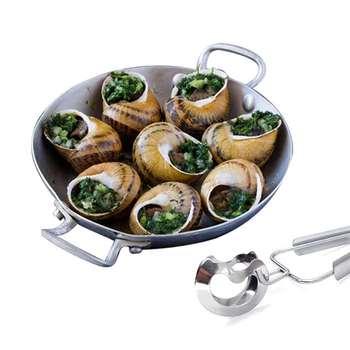 Escargot utensils