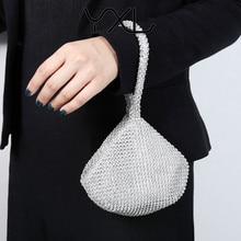 MINI Handbag Bags Purse Clutch-Bag Korean-Diamonds Evening Luxury Designer Fashion High-Quality