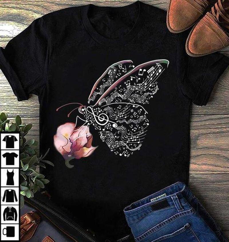 Новинка лета 2020, Женская разноцветная Повседневная футболка размера плюс с круглым вырезом, бабочками и цветами, с короткими рукавами, лиде...