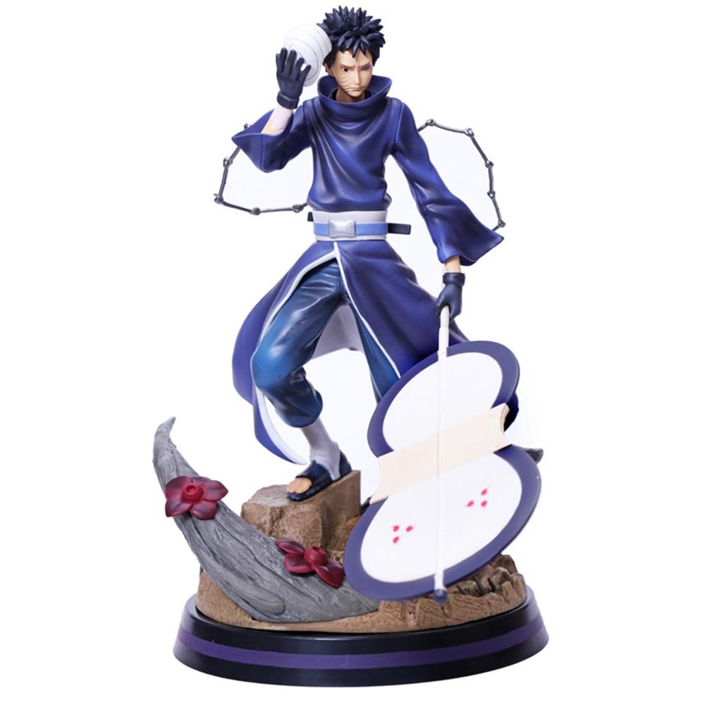 Anime Naruto GK Uchiha Madara PVC Action Figure Collectible Model Toys For Gift