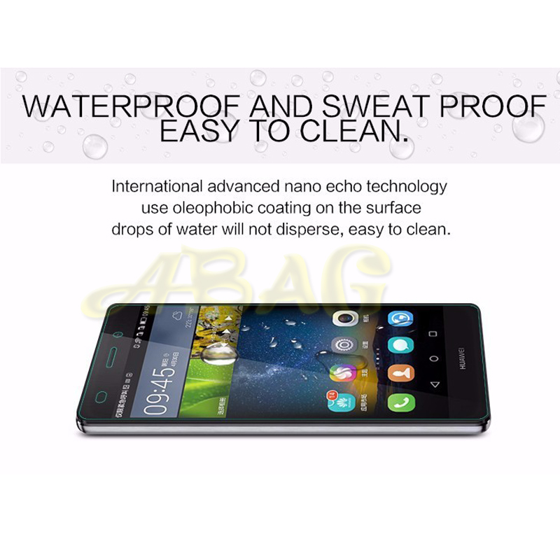 Huawei P8 Lite p8 mini üçün Huawei P8Lite Şüşə Qapaq Filmi - Cib telefonu aksesuarları və hissələri - Fotoqrafiya 5