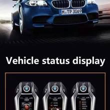 Послепродажный дисплей ключ слесарная версия Смарт ЖК-ключи поддержка BMW CAS4/CAS4+/ESW5/FEM/BDC/другие модели 315 МГц/433HMZ/868 МГц