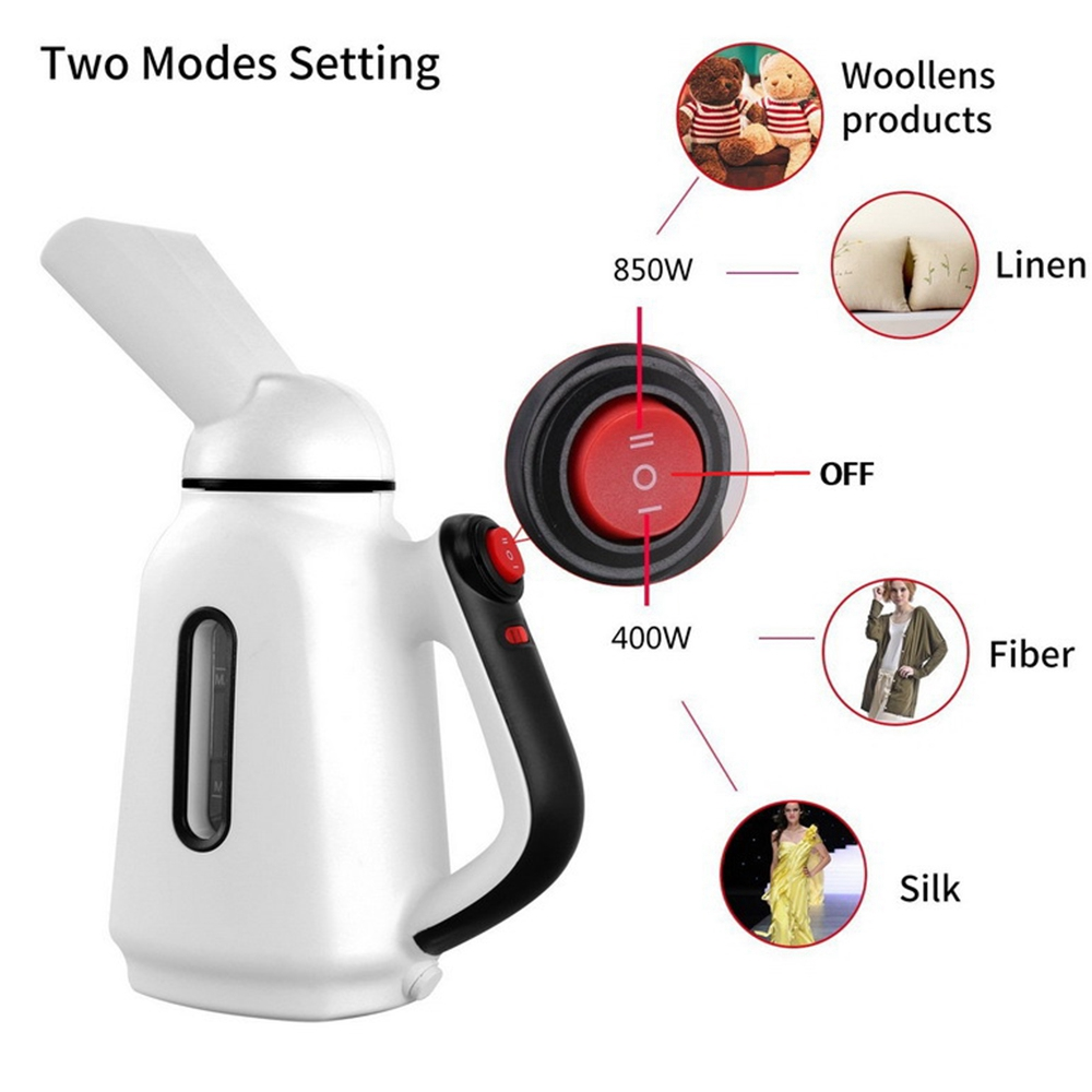 Mini Steam Iron Handheld Dry Cleaning Brush Clothes Household Appliance Portable Travel Garment Steamers Clothes in Garment Steamers from Home Appliances