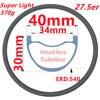 Factory Super Light MTB Bicycle Wheel Rims Quick Sale Carbon MTB Wheel Rim 27.5er Carbon Wheels Rims