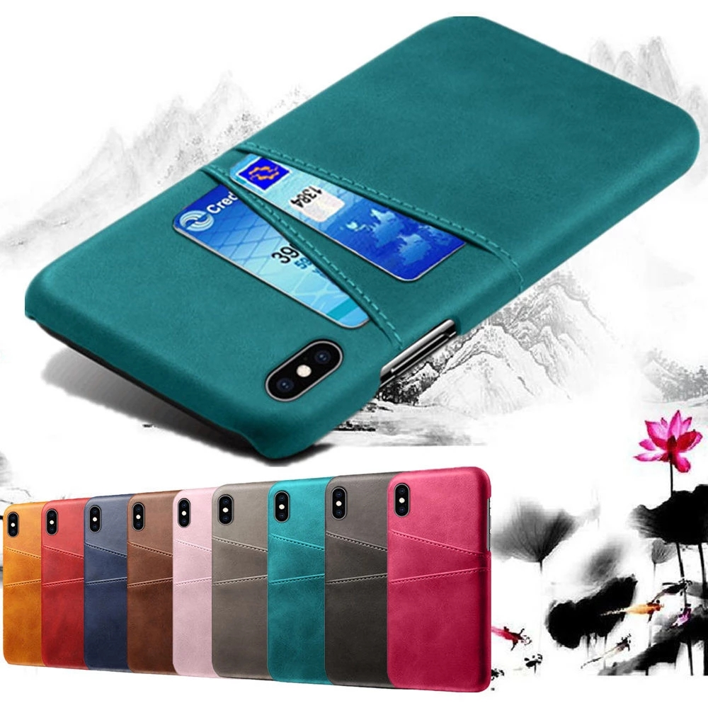 Étui porte-cartes en cuir pour Huawei P30 Pro P20 Lite Y5 Y6 Y7 Y9 P Smart 2019 Mate 20 Lite Honor 10i 8A 8X 8C 9 P30 Lite Cover