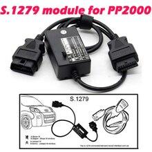 S 1279 modülü teşhis arabirimi için Lexia3 PP2000 tarayıcı S.1279 S1279 kablosu Lexia3 Boxer Jumper III otomatik teşhis aracı