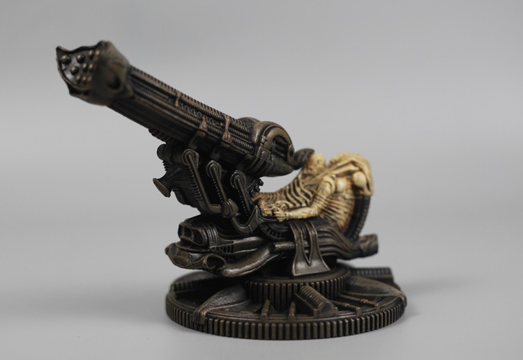 Limited Edition H.R.Giger Resin Prometheus Statue 1