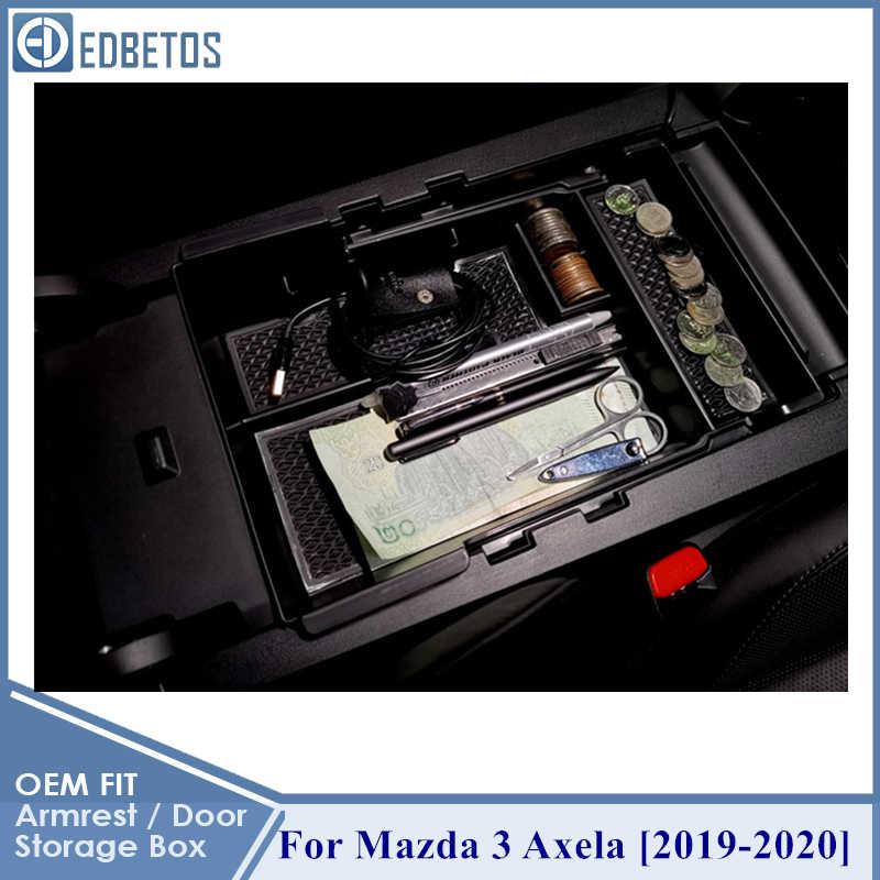 Sekundärkonsole Box Armlehne Passend für Mazda 3 Axela 2013-2017 Vorratsbehälter