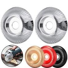 """Muela angular de 3 3/10 """"(84mm) de diámetro, 3/5"""" (16mm) de carburo de tungsteno, disco de talla para amoladora angular"""