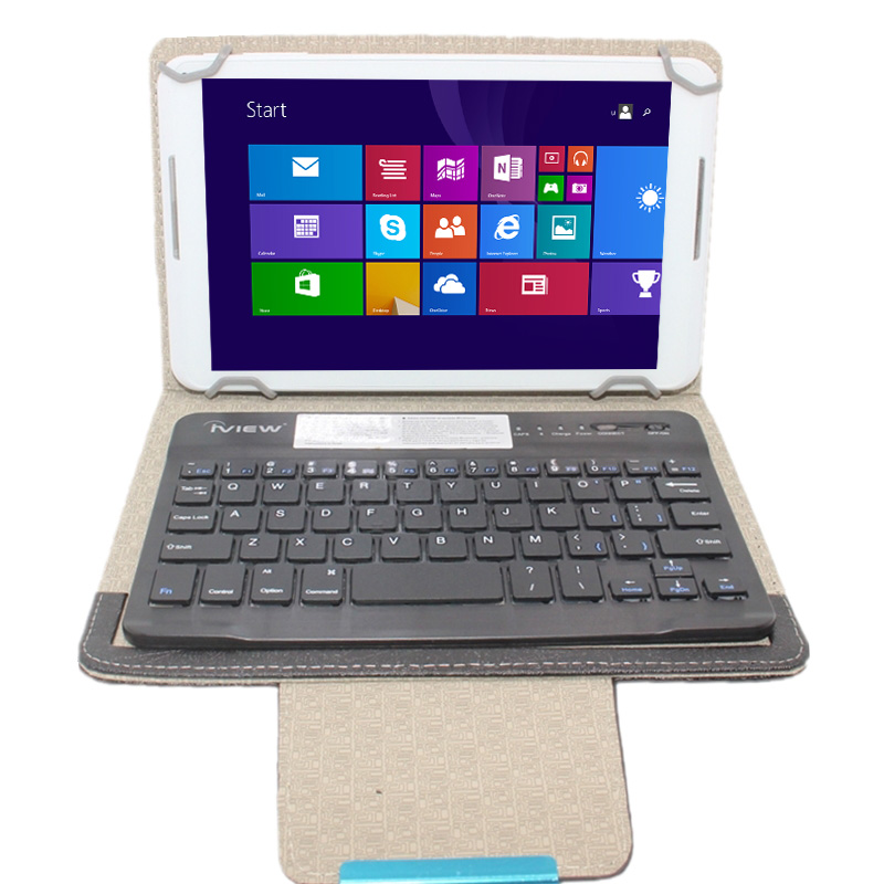I800QW 8 Inch Windows Tablet PC Windows 8 1280x800 IPS 1+16GB OTG Quad Core Wifi HDMI With Bluetooth Keyboard