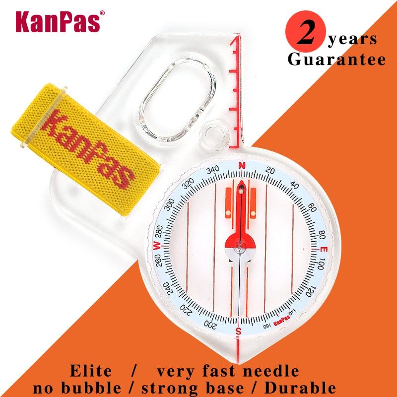 KANPAS top level elite thumb orienteering compass, MA-42-F