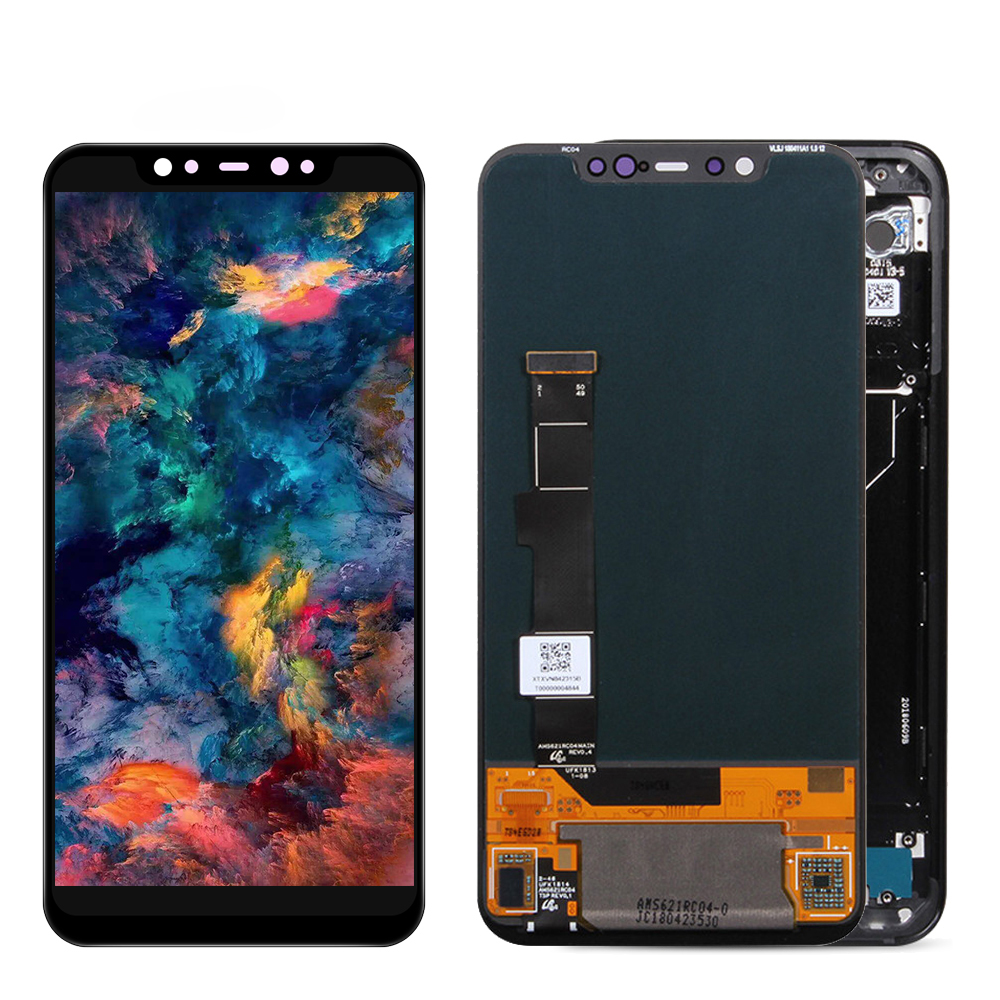 Top Quality For <font><b>Xiaomi</b></font> <font><b>MI</b></font> <font><b>8</b></font> <font><b>Display</b></font> LCD Touch Screen Digitizer Assembly Replacement Parts For <font><b>Xiaomi</b></font> Mi8 LCD <font><b>Display</b></font> image