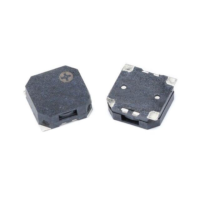 10PC SMD 7525 buzzer acoustic component 7.5*7.5*2.5MM 3.6V SMD Passive side pronunciation electromagnetic SMD buzzer