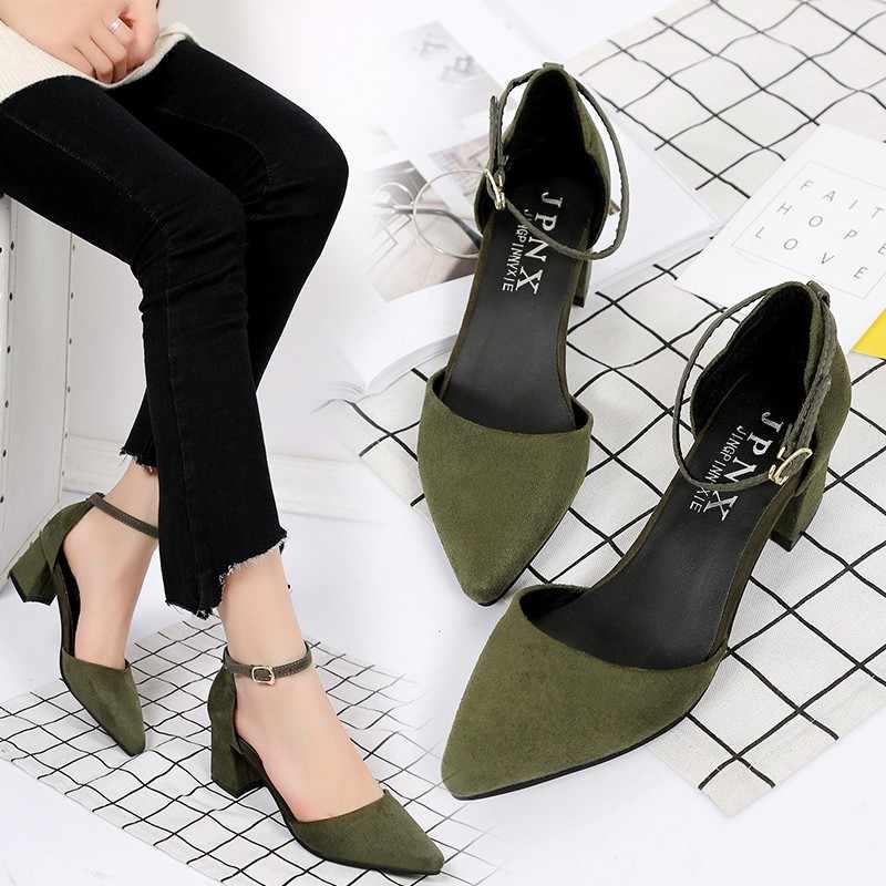 Women Sandals Fashion Low Heels Sandals