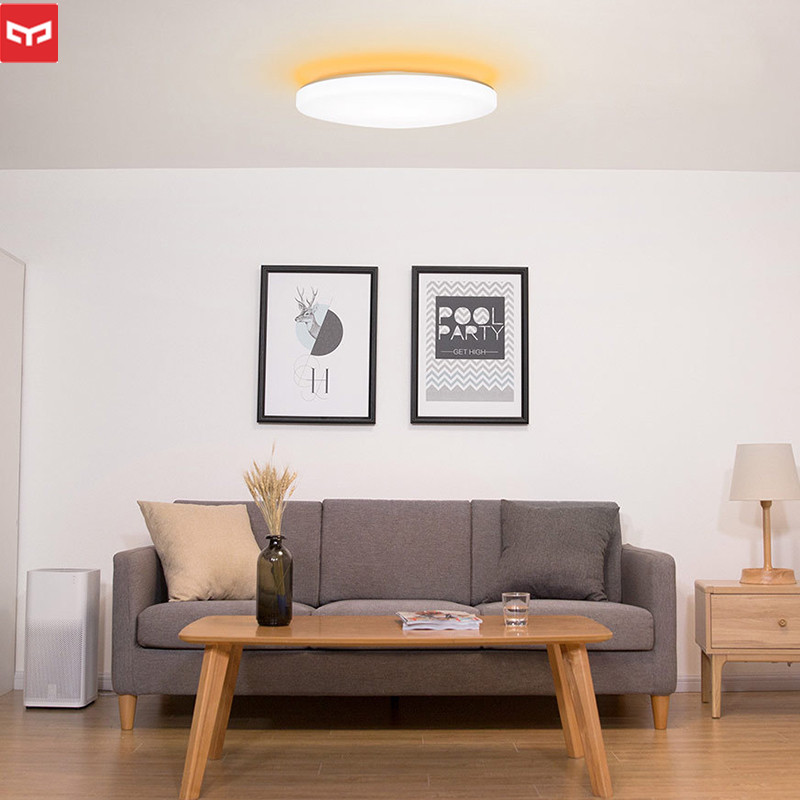Yeelight JIAOYUE 650 LED lumière intelligente Ceil WiFi/Bluetooth/APP contrôle intelligent entourant le plafonnier ambiant 200-240V 50W - 2