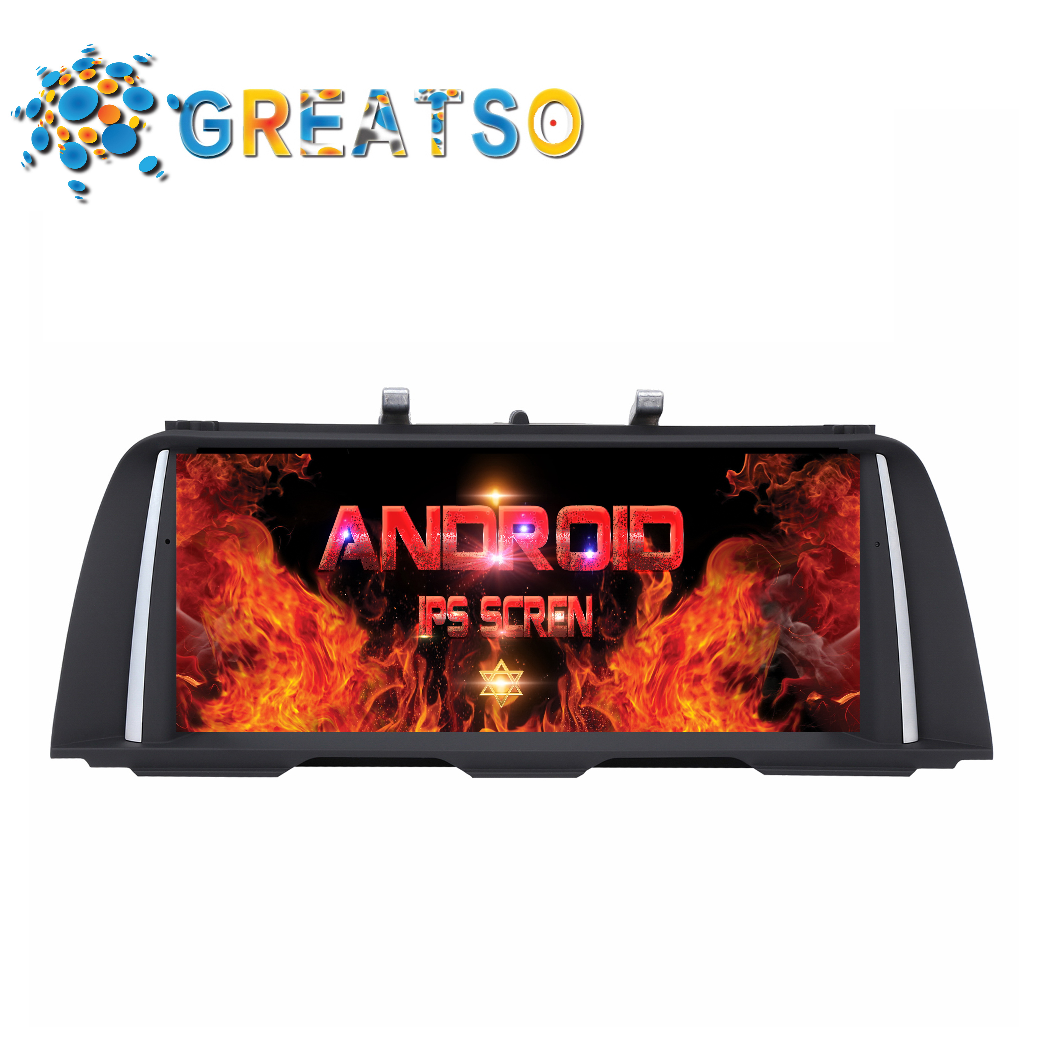 Android 7.1.1 CAR Audio DVD FOR BMW 5 Series F10/F11 Original CIC System or NBT System gps car Multimedia receiver car monitor
