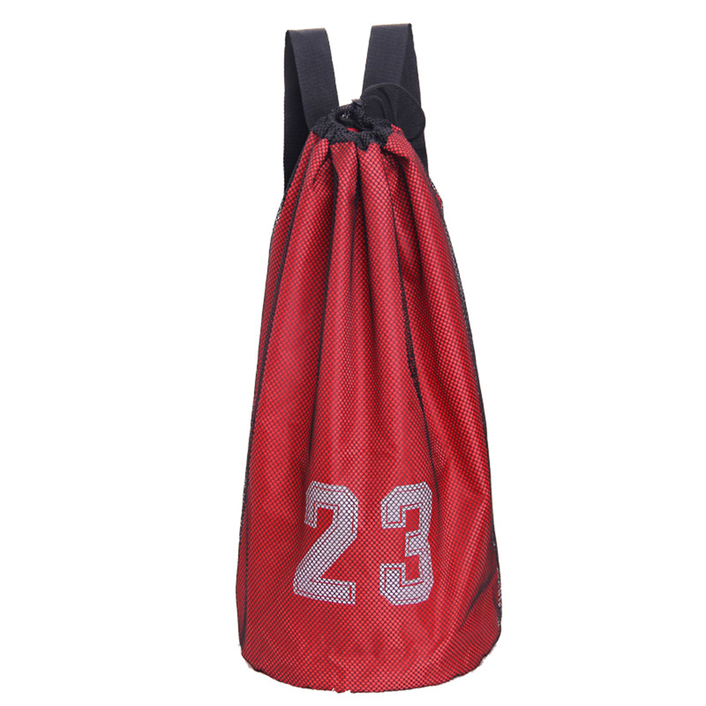 Basketball Football Soccer Volleyball Bags Outdoor Sport Fitness Storage Messenger Training Storage Backpack