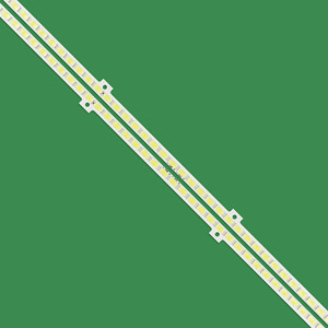 Image 5 - 2pcs LED strip 72leds For Samsung 46 2011SVS46 FHD 5K6K RIGHT+LEFT JVG4 460SMB R1 BN64 01644A UE46D5000 UE46D6000 UN46D6000
