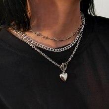 Ожерелье чокер ingesightz с медным крестом для мужчин и женщин