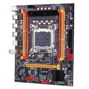 Image 4 - Qiyida carte mère X79 avec Xeon LGA2011, 2 pièces x 4 go = 8 go 1333MHz DDR3 ECC REG mémoire MATX NVME LGA 2011, carte mère X79 6M