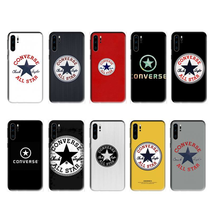Ivits conv brand <font><b>case</b></font> for <font><b>huawei</b></font> p20 p30 p40 pro mate 10 20 30 pro lite p smart <font><b>y7</b></font> <font><b>2019</b></font> plus nova 3I <font><b>cases</b></font> <font><b>cover</b></font> image