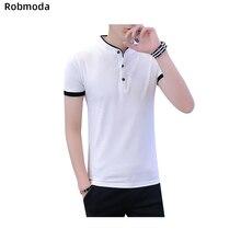 Plus Size M-3XL Brand New Men's Polo Shirt High Quality Men Cotton Short Sleeve shirt Brand Golf jerseys Summer Mens polo Shirts цены онлайн