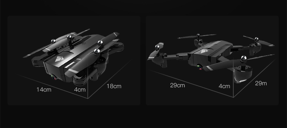 Drones Mode States Hubsan 7