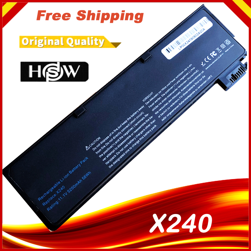 New Battery For Lenovo Thinkpad  L450  L460  L470  P50S  T440  T440s  T450  T450s  T460  T560  W550s  X240  X250  X260  X270